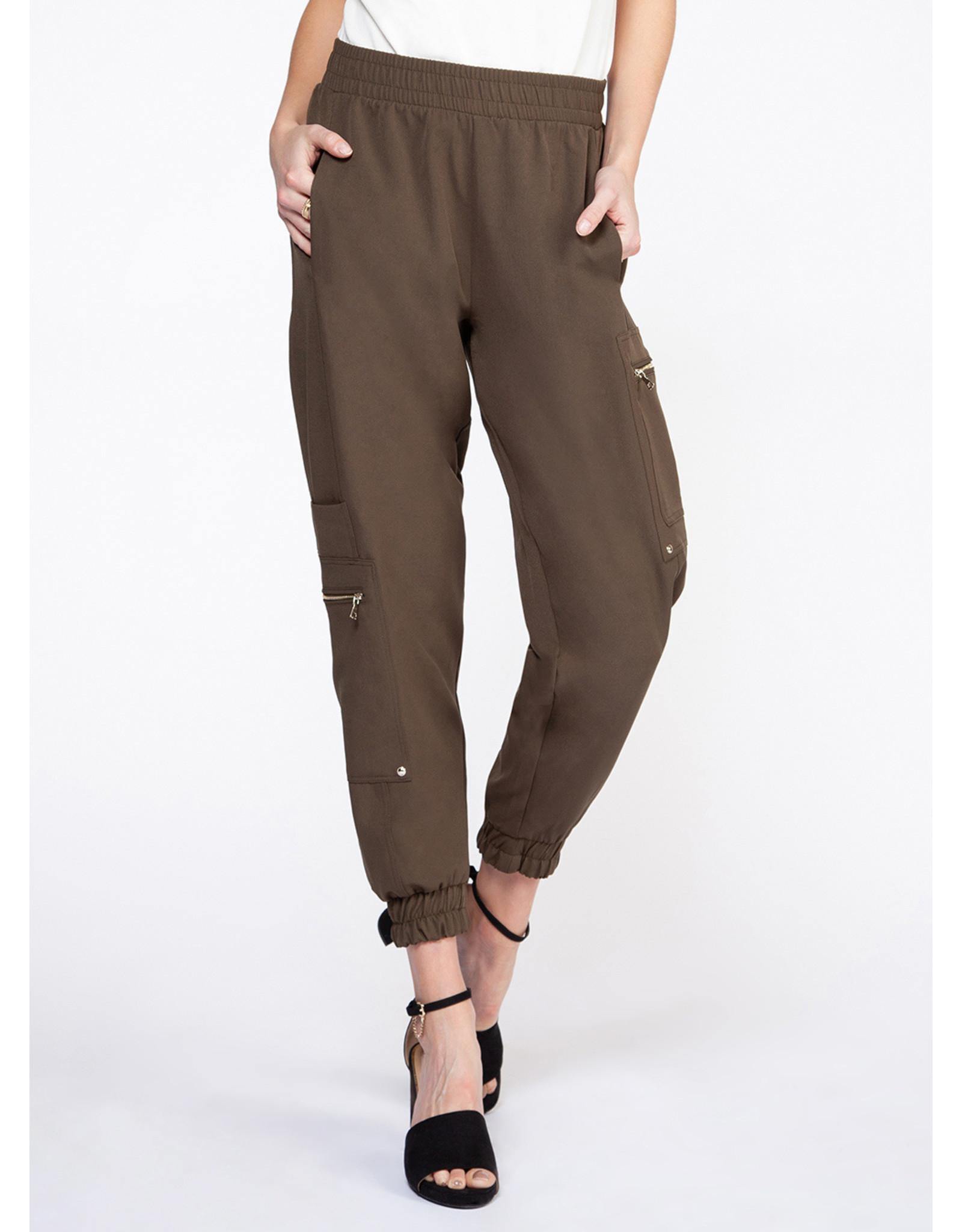 BLACK TAPE Pantalon cargo, zipper