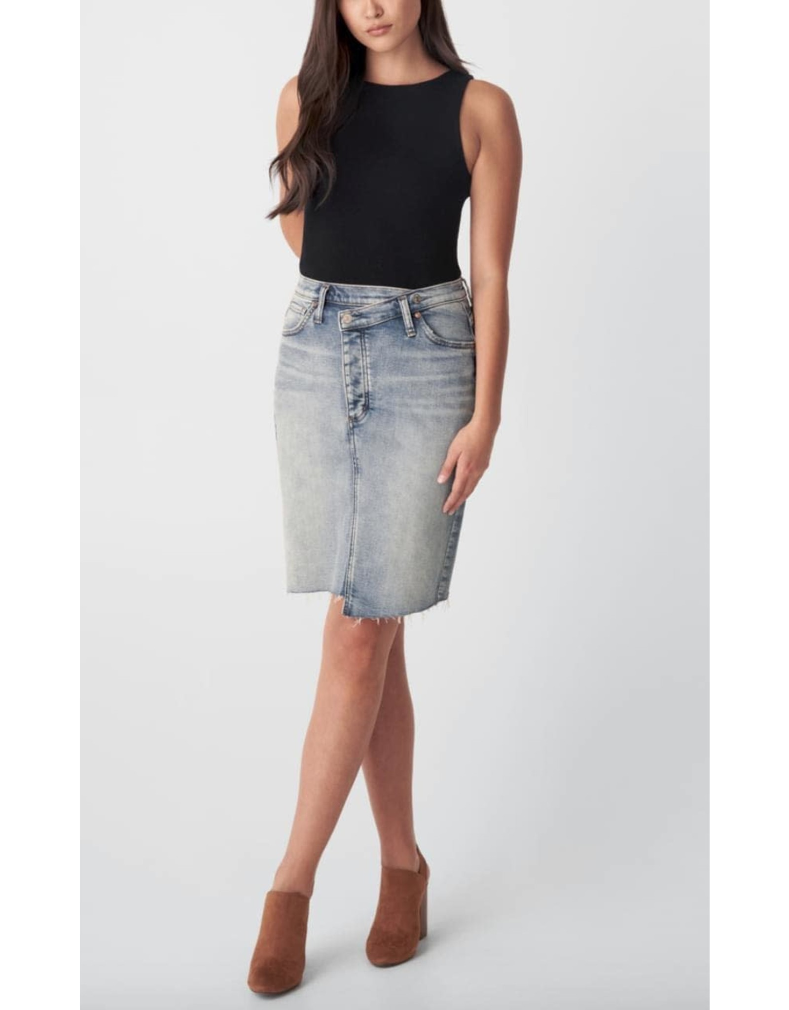 SILVER JEANS SILVER JEANS-JUPE-G268 HIGHLY