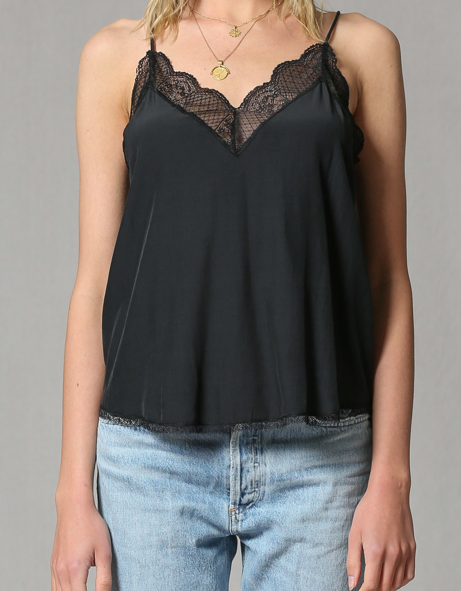 By Together The Sweet Lace Trim Cami