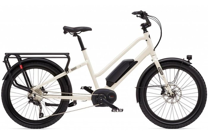 Benno Bikes Boost E 10D Step-Thru