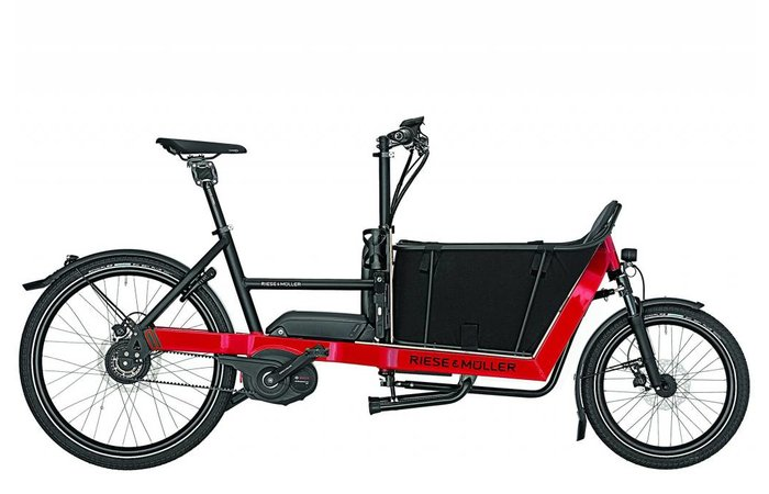 Riese & Müller Packster 40 Nuvinci (2018)