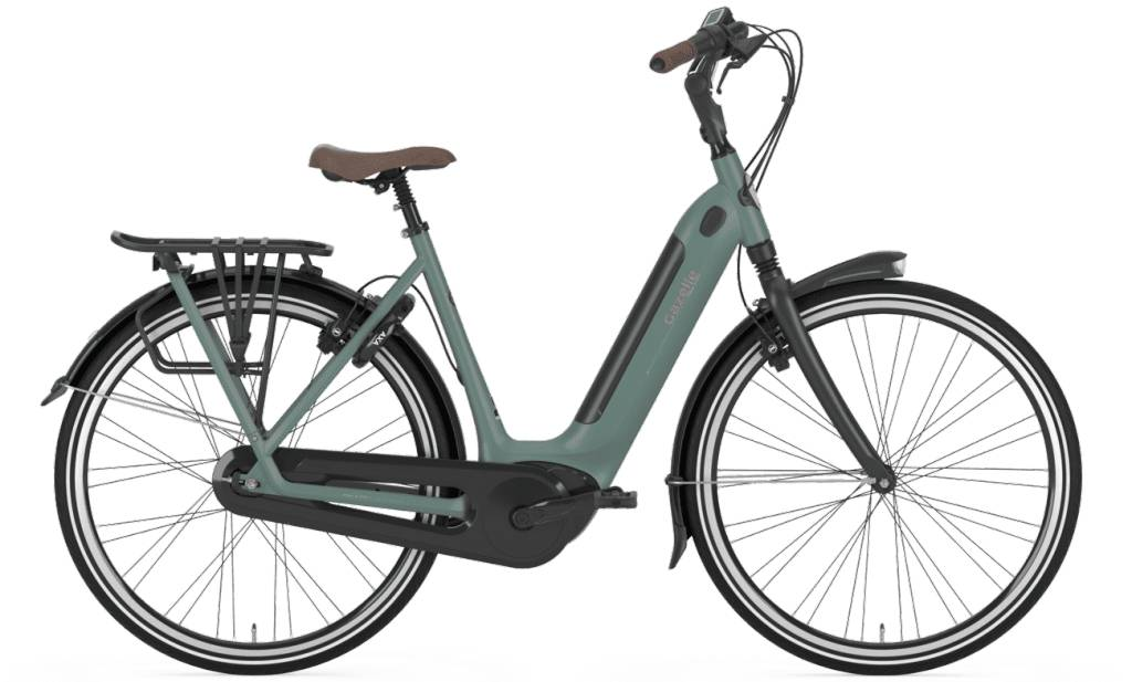 Ongekend Gazelle Arroyo C8 HMB Elite L - Bend Electric Bikes QT-73