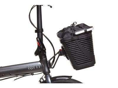Tern Hold 'Em Basket (black)  for GSD, Vektron, HSD