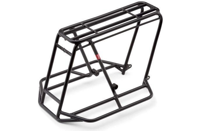 Benno Bikes Side Loaders-Black