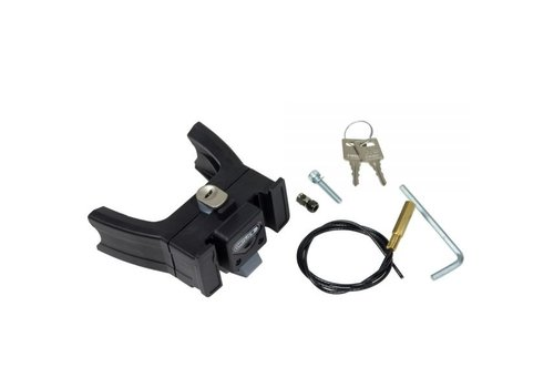 Ortlieb Mounting set for Ultimate6 / Front Basket for E-Bike (from model 2013 +)