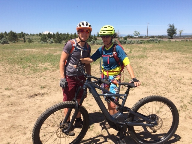ebike trails bend oregon