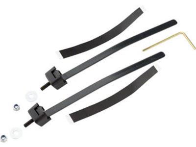 ABUS LH Adaptor Frame Lock Tightening Straps, Black