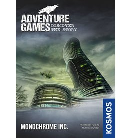 Thames and Kosmos Adventure games: Monochrome (EN)
