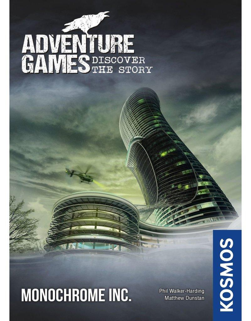 Thames and Kosmos Adventure games: Monochrome (EN)