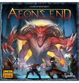 Indie Boards & Cards Aeon's End 2nd Edition (EN)