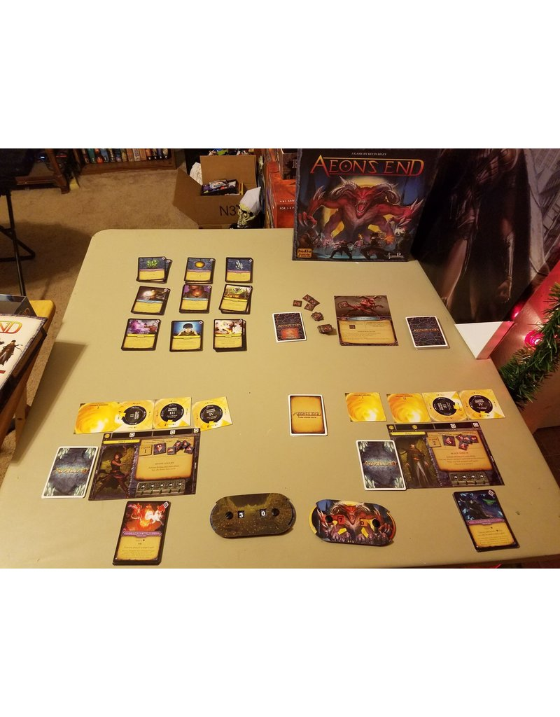 Indie Boards & Cards Aeon's End 2nd Edition (EN)