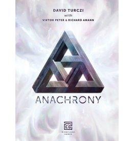 Mindclash Games Anachrony (FR/EN) PRECOMMANDE