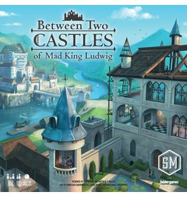 Stonemaier Games jeu board game Between Two Castles of Mad King Ludwig (EN)