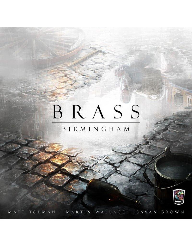 Roxley Brass: Birmingham (EN) PRÉCOMMANDE