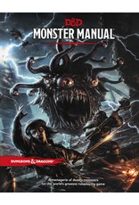 Wizards of the Coast D&D 5th Monster Manual (EN)