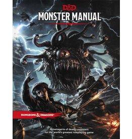WOTC - RPG D&D 5th Monster Manual (EN)