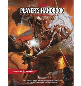 WOTC - RPG D&D 5th Players Handbook (EN)