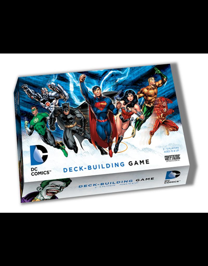 Cryptozoic DC Comics
