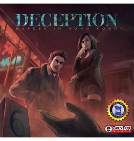 Grey Fox Games Deception : Murder in Hong Kong (EN)