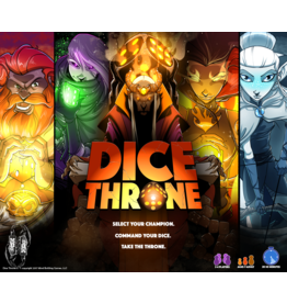 Roxley Dice Throne Season 1 (EN)