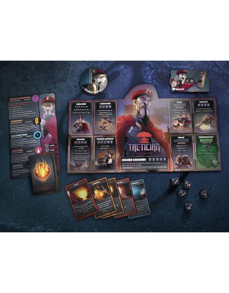 Roxley Dice Throne Season 2 Battle 2 Tactician/Huntress