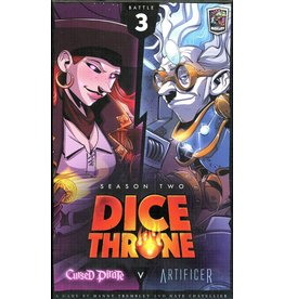 Roxley Dice Throne 2 Battle 3 Artificier/Pirate
