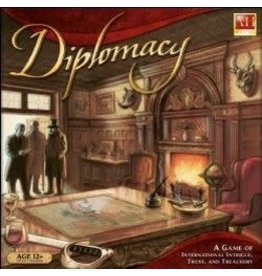 Avalon Hill Games Diplomacy (EN)