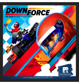 Restauration games Downforce (EN)
