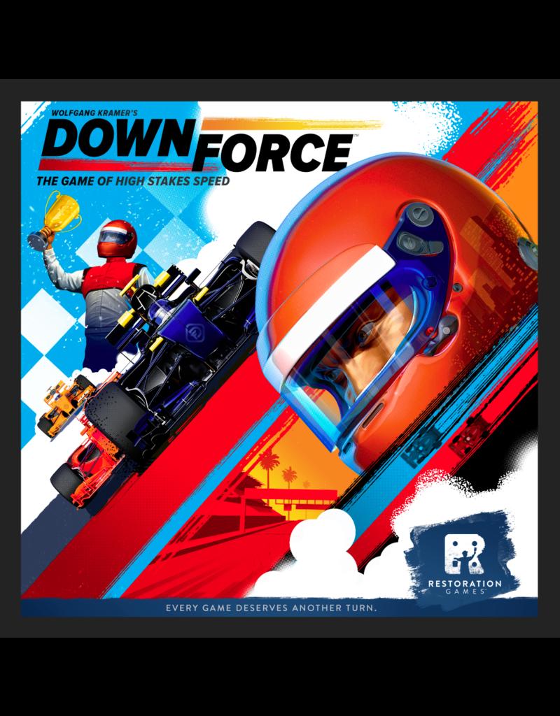 Restauration games Downforce (EN)