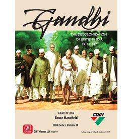 GMT Gandhi: 1917 – 1947 (EN)