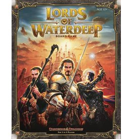 Wizards of the Coast Lords of Waterdeep (EN)