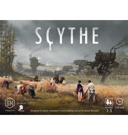 Stonemaier Games jeu board game Scythe (EN)