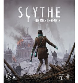 Stonemaier Games jeu board game Scythe Ext. Rise of Fenris (EN)