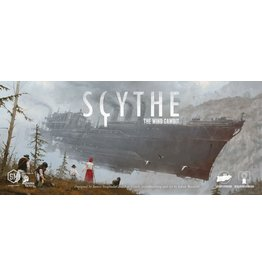Stonemaier Games jeu board game Scythe - Wind Gambit (EN)