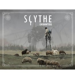 Stonemaier Games jeu board game Scythe: Encounters (EN)