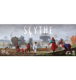 Stonemaier Games jeu board game Scythe: Invaders from Afar (EN)