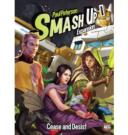 AEG Smash Up: Cease and Desist (EN)
