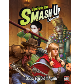 AEG Smash Up: Oops, You Did It Again (EN)