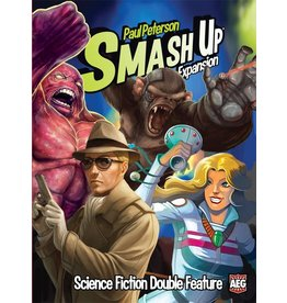 AEG Smash Up: Science fiction/Double feature (EN)