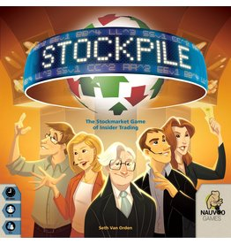 Nauvoo Games Stockpile (EN)