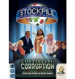 Nauvoo Games Stockpile: Continuing Corruption (EN) PRECOM.