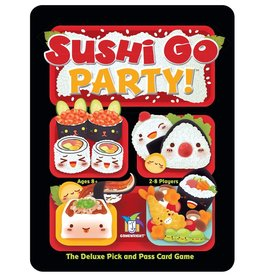Gamewright Sushi Go Party (EN)