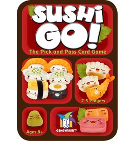 Gamewright Sushi Go! (EN)