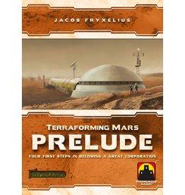 Stronghold Games jeu board game Terraforming Mars - Prelude (EN)