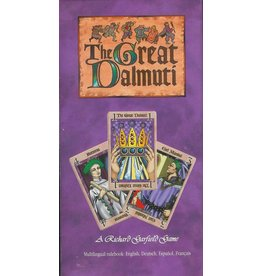 Avalon Hill Games The Great Dalmuti (EN)