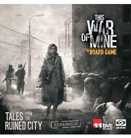 Ares Games This War of Mine : Tales of Ruined City (EN)