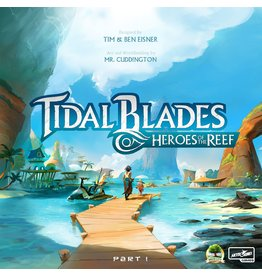 Druid City Games Tidal Blades: Heroes of the Reef (EN) PRECOMMANDE