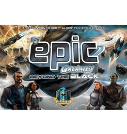 Gamelyn Games Tiny Epic Galaxies: Beyond The Black