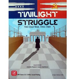GMT Twilight Struggle (Deluxe) (EN)