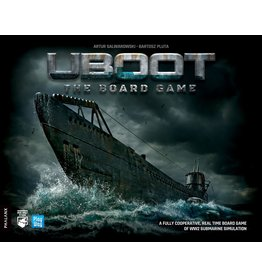 Phalanx U-Boot The Board Game (EN)